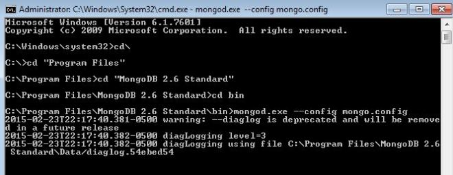 MongoDBServer